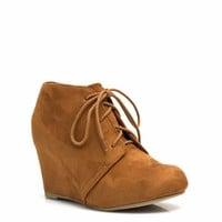 Living On The Wedge Booties - GoJane.com