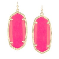 Elle Earrings in Neon Pink - Kendra Scott Jewelry