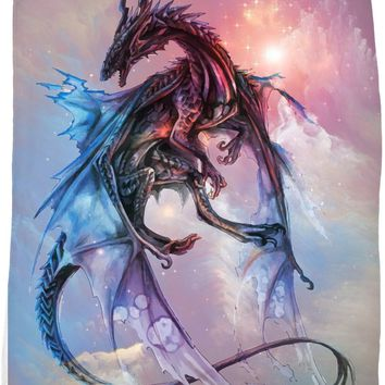ROFB Dragon 3 Fleece Blanket