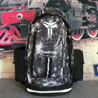 NIKE NBA Kobe Large capacity backpack Travel Bags  H-PSXY