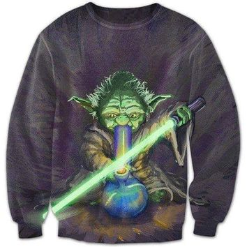 Cloudstyle 2017 New Fashion 3D Sweatshirts Men Star Wars 3D Print Pullover Cool Harajuku Loose Pullovers Streetwear Quality Tops