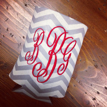 Chevron Koozies by SistaStyless on Etsy