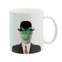 Magritte Son of Man Mug