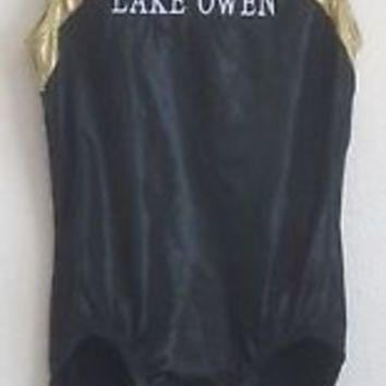 GK Gymnastics Leotard Adidas CL Child Large LAKE OWEN