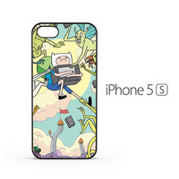 Adventure Time Finn and Monsters iPhone 5 / 5s Case