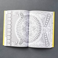 Art Therapy Colouring in and Relaxation - Buddhism