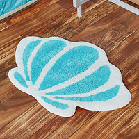 Disney The Little Mermaid Seashell Bath Rug