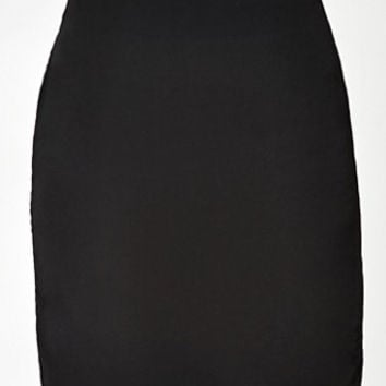 Lisakai Black Mini Skirt at PacSun.com