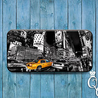 Cool Times Square New York City Phone Case iPod iPhone 4 4s 5 5s 5c 6 Plus Cover