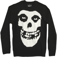 Misfits Men's  Crimson Sweatshirt Black