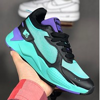 Puma RS-X Reinvention Thick-soled shock-absorbing running shoes