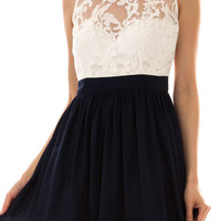 Lost In Lace Dress - CLOSEOUT