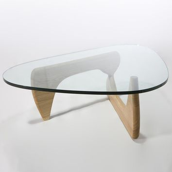 Triangle Coffee Table - Reproduction