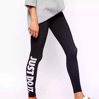 Printed Work Out Leggings