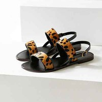 Penny Leopard Sandal - Urban Outfitters