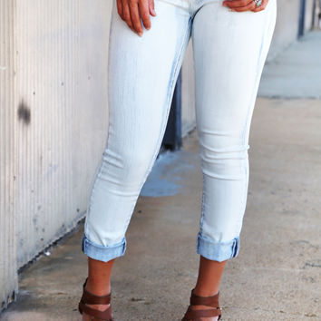 Chelsea Light Wash Jeans