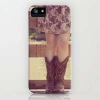 Country Girl - Art Photography, mountains, nature, Samsung, iPhone, iPod, Blackberry, HTC cell phone case