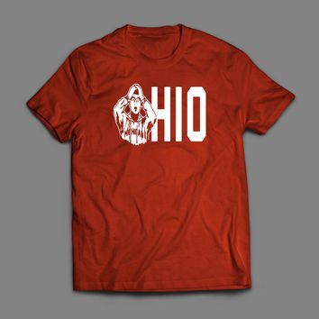"COLLEGE FOOTBALL OHIO STATE ""OHIO"" MEN'S T-SHIRT"