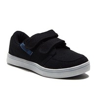 Toddler Boys 70703-I Velcro Strap Canvas School Sneakers Shoes
