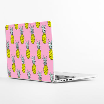 Pineapple Party Laptop Skin