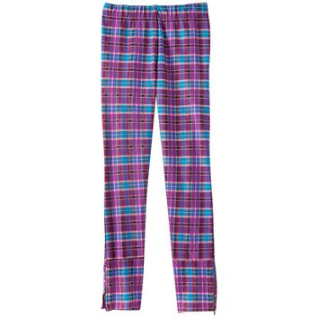 Disney D-Signed Plaid Leggings - Girls 7-16, Size: