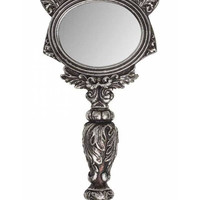 Sacred Cat Hand Mirror by Alchemy Gothic