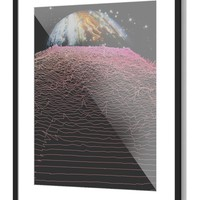 'To Jupiter' Framed Print by DuckyB on miPic