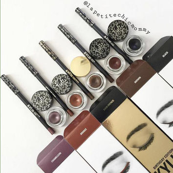 KYLIE Eye Shadow Brush Cosmetics Set [9516221828]