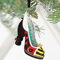 Queen of Hearts Shoe Ornament | Disney Store