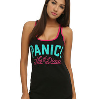 Panic! At The Disco Logo Girls Tank Top