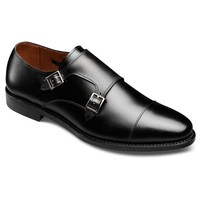 Mora 2.0 - Double Monk Strap Slip-on Loafer Men's Dress Shoes by Allen Edmonds
