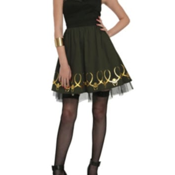Marvel By Her Universe Loki Halter Dress Pre-Order