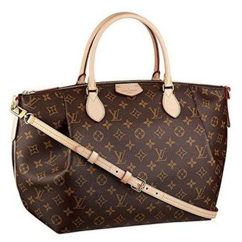 DCCKJN6 Louis Vuitton Turenne Handbag Shoulder Bag Purse (GM)