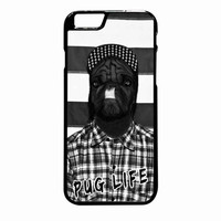 Funny Pug Life 2 iPhone 6S Plus case