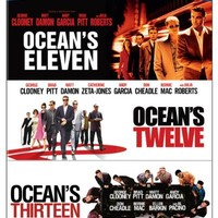 Ocean's Triple Feature (Eleven / Twelve / Thirteen) [Blu-ray]