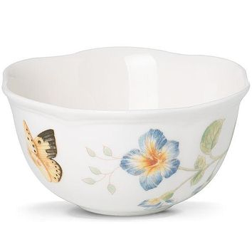 Butterfly Meadow® Dessert Bowl by Lenox