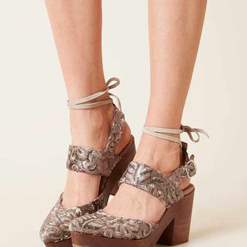 FREE PEOPLE MONACO CLOG SHOE