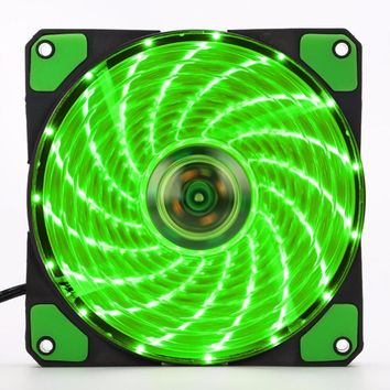 120 x 120 x 25mm Case Fan With LEDs