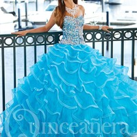 Quinceanera Collection 26752 by House of Wu | Quinceanera Dresses | Quince Dresses | Dama Dresses | GownGarden.com