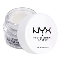 NYX Professional Makeup Eye Shadow Base, White Pearl