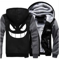 Pokemon Gengar Thick Winter Hoodie