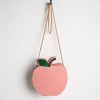 ModCloth Fruits Thrilled to Peaches Bag