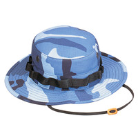 Sky Blue Camo Boonie Hat - Shop Jeen - powered by Hingeto