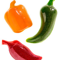 Spicy Gummy Peppers (3-pack)