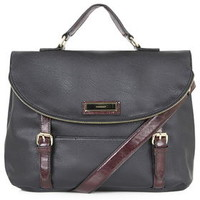 Harrow School Satchel - Black