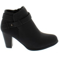 Shoes of Soul Women's Strap Bootie - Walmart.com