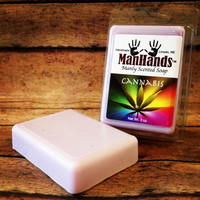 Cannabis Scented Soap 3 oz. Bar