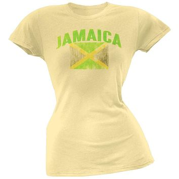 Jamaica Royal Juniors Soccer T-Shirt
