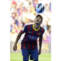 Neymar 24x36 Football Star ArtPrint Poster 111C/Middle Size