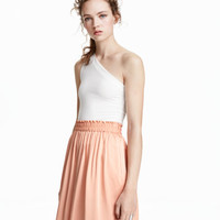 H&M One-shoulder Top $24.99